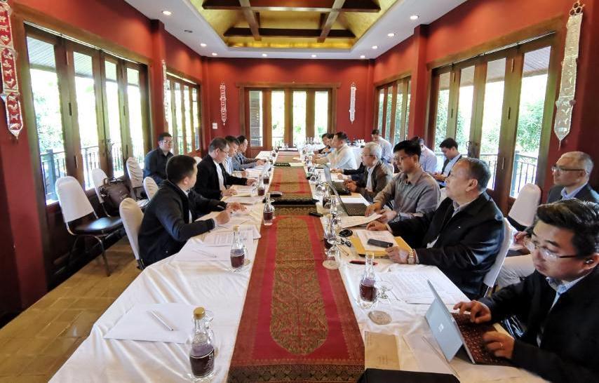 国家和解和平センターの副委員長、シャン州復興評議会の関係者と会談 ...