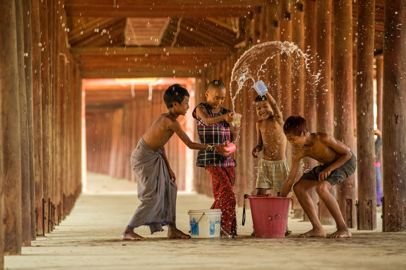 Myanmar Tourism Marketing