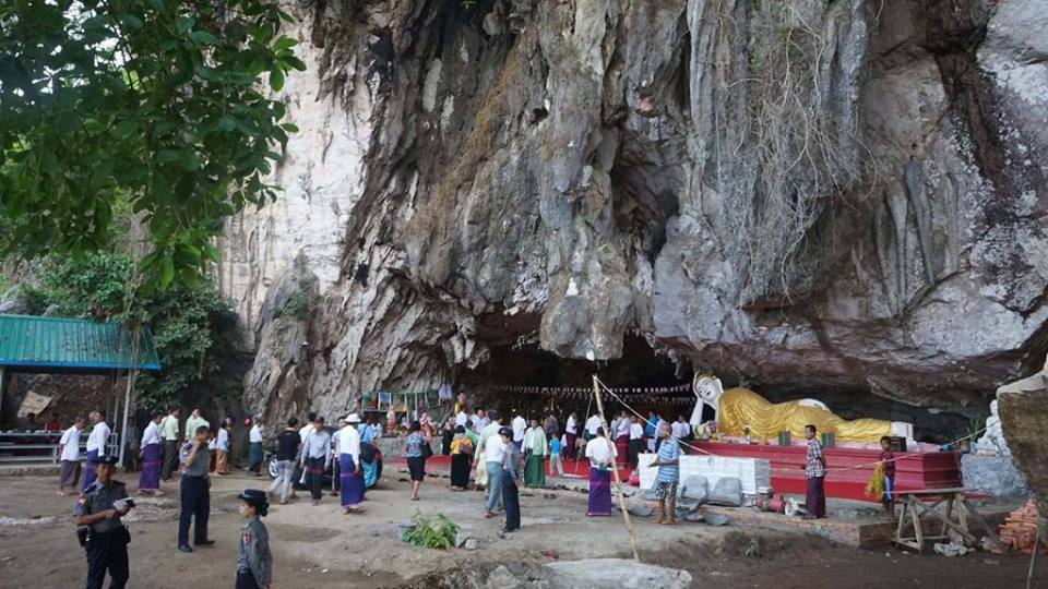 famous limestone caves